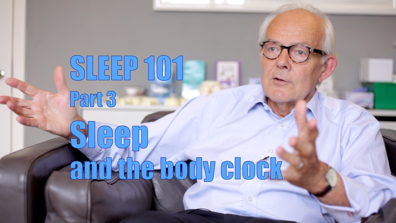 Sleep 101 Part 3 Sleep and the body clock